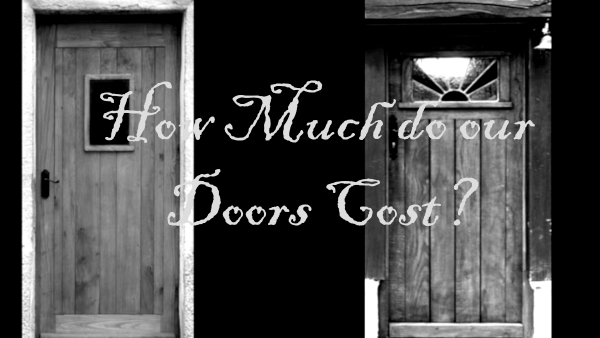how much do doors cost, french doors