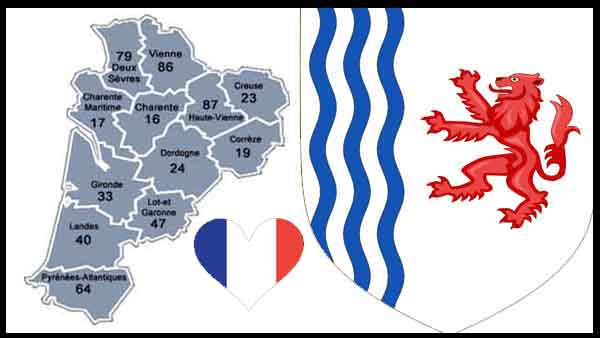 Nouvelle Aquitaine est un lieu où la vie est bonne.