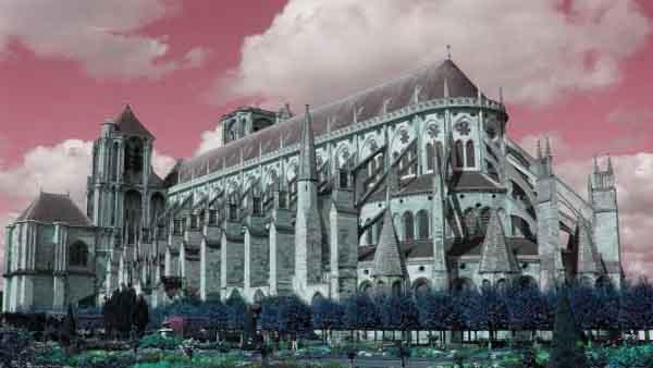 Cathedral Saint etienne