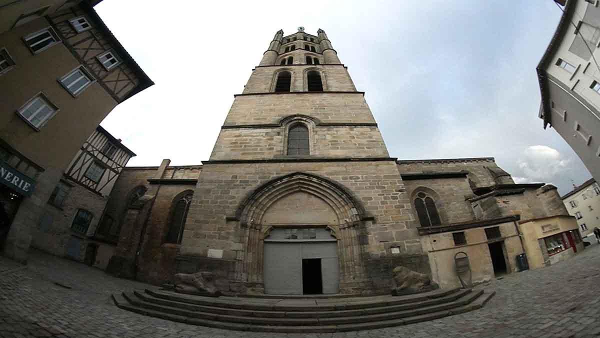 saint etienne cathedral marcus kett