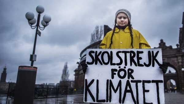 greta thunberg climate change girl