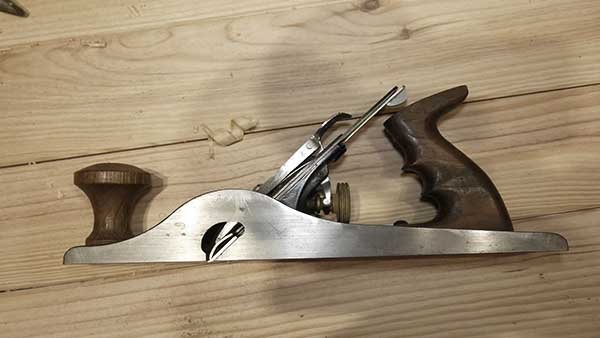 stanley badger shoulder plane