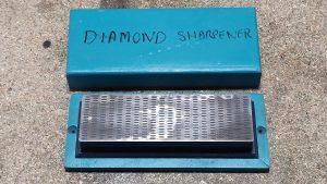 DMT diamond sharpening block alternative, budget diamond sharpening