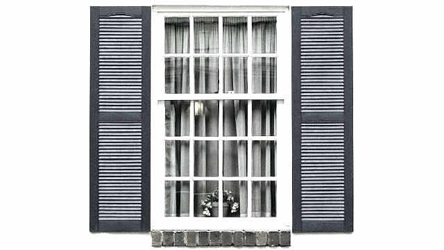 type of shutters louvre shutters