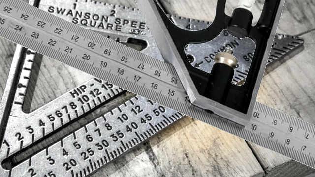 speed square vs combination square for carpenters