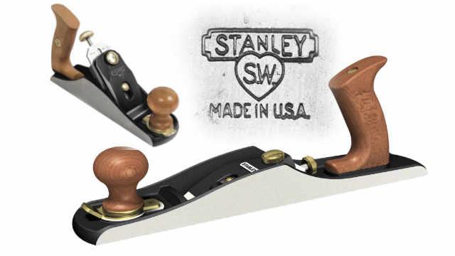 stanley sweetheart, budget quality handplane
