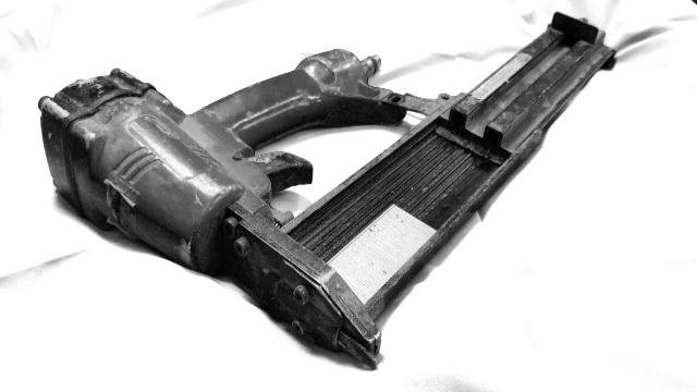 tacwise nail gun 18g loading
